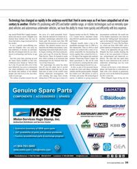 Maritime Reporter Magazine, page 35,  Jun 2016