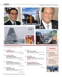 Maritime Reporter Magazine, page 2,  Jun 2016