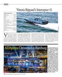 Maritime Reporter Magazine, page 46,  Jun 2016
