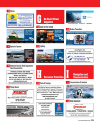 Maritime Reporter Magazine, page 55,  Jun 2016