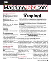 Maritime Reporter Magazine, page 59,  Jun 2016
