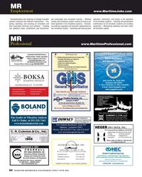Maritime Reporter Magazine, page 60,  Jun 2016