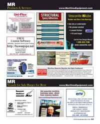 Maritime Reporter Magazine, page 63,  Jun 2016