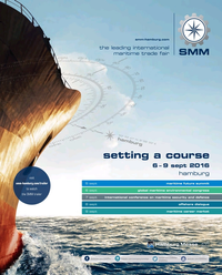 Maritime Reporter Magazine, page 3rd Cover,  Jun 2016