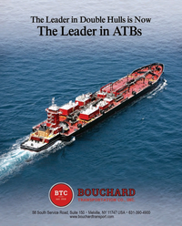 Maritime Reporter Magazine, page 2nd Cover,  Jul 2016