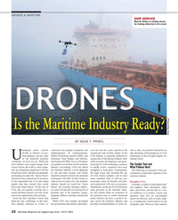 Maritime Reporter Magazine, page 22,  Jul 2016