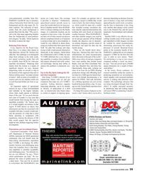 Maritime Reporter Magazine, page 35,  Jul 2016