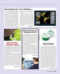 Maritime Reporter Magazine, page 49,  Jul 2016