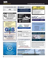 Maritime Reporter Magazine, page 60,  Jul 2016