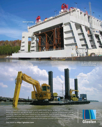 Maritime Reporter Magazine, page 3rd Cover,  Jul 2016