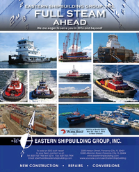Maritime Reporter Magazine, page 5,  Jul 2016