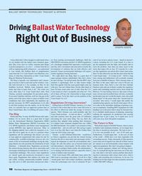 Maritime Reporter Magazine, page 98,  Aug 2016