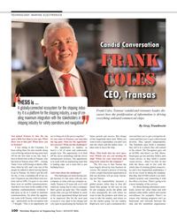 Maritime Reporter Magazine, page 100,  Aug 2016