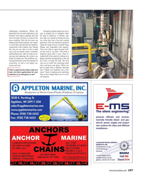 Maritime Reporter Magazine, page 107,  Aug 2016
