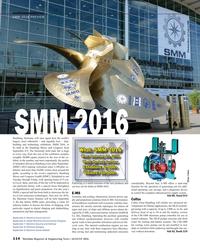 Maritime Reporter Magazine, page 114,  Aug 2016