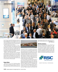 Maritime Reporter Magazine, page 116,  Aug 2016