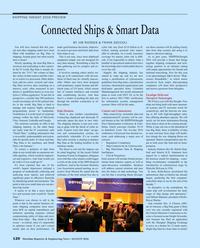 Maritime Reporter Magazine, page 120,  Aug 2016