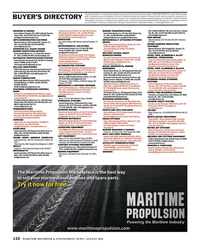 Maritime Reporter Magazine, page 122,  Aug 2016