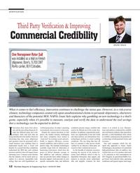 Maritime Reporter Magazine, page 12,  Aug 2016