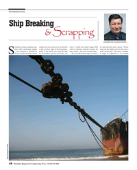 Maritime Reporter Magazine, page 18,  Aug 2016