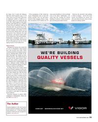 Maritime Reporter Magazine, page 21,  Aug 2016