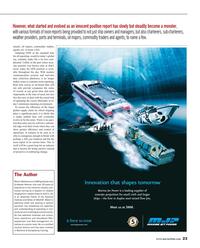 Maritime Reporter Magazine, page 23,  Aug 2016