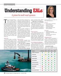 Maritime Reporter Magazine, page 26,  Aug 2016