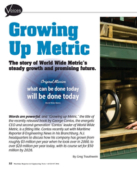 Maritime Reporter Magazine, page 32,  Aug 2016