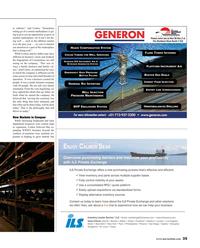 Maritime Reporter Magazine, page 35,  Aug 2016
