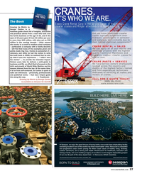 Maritime Reporter Magazine, page 37,  Aug 2016