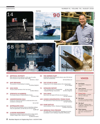 Maritime Reporter Magazine, page 2,  Aug 2016