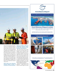 Maritime Reporter Magazine, page 41,  Aug 2016