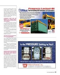 Maritime Reporter Magazine, page 49,  Aug 2016