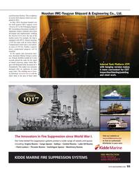 Maritime Reporter Magazine, page 55,  Aug 2016