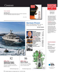Maritime Reporter Magazine, page 4,  Aug 2016