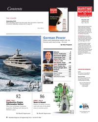 Maritime Reporter Magazine, page 4,  Aug 2016