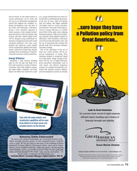 Maritime Reporter Magazine, page 71,  Aug 2016