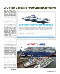 Maritime Reporter Magazine, page 77,  Aug 2016