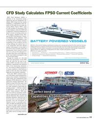 Maritime Reporter Magazine, page 77,  Aug 2016