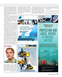 Maritime Reporter Magazine, page 79,  Aug 2016