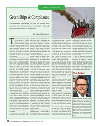 Maritime Reporter Magazine, page 80,  Aug 2016