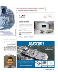 Maritime Reporter Magazine, page 87,  Aug 2016