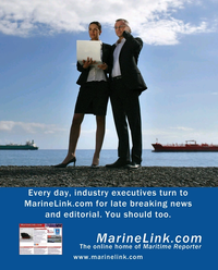 Maritime Reporter Magazine, page 11,  Sep 2016