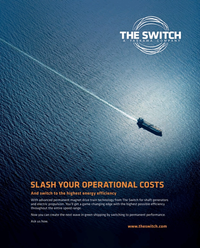 Maritime Reporter Magazine, page 2nd Cover,  Sep 2016