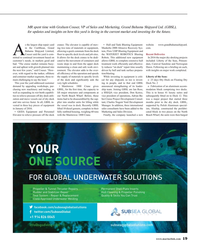 Maritime Reporter Magazine, page 19,  Sep 2016