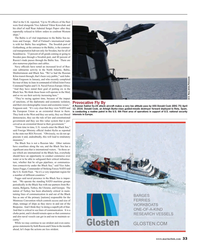 Maritime Reporter Magazine, page 33,  Sep 2016