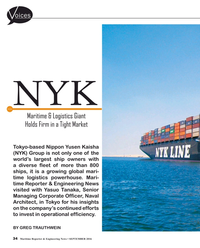 Maritime Reporter Magazine, page 34,  Sep 2016