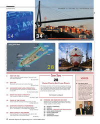 Maritime Reporter Magazine, page 2,  Sep 2016