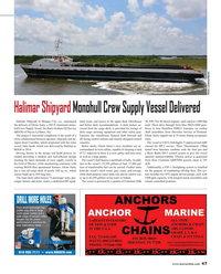 Maritime Reporter Magazine, page 47,  Sep 2016