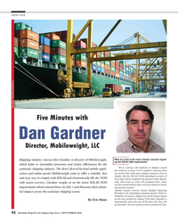Maritime Reporter Magazine, page 52,  Sep 2016